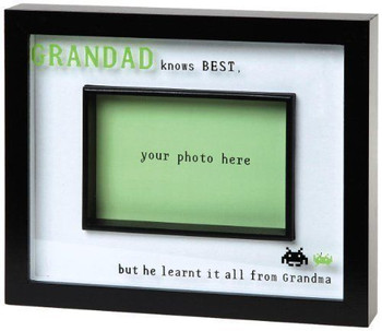 Me to You Grandad Photo Picture Frame