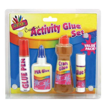 Art Box Glue Set