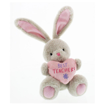 Bebunni Rabbit with Heart 16cm Teacher