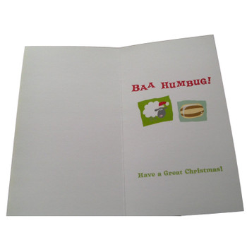 Dad It's Christmas Greeting Card By Second Nature