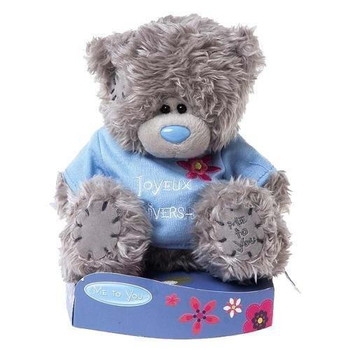 "7"" Joyeuse Anniversaire Me to You Bear"