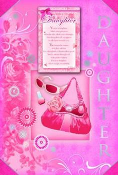 For a Special Daughter Keepsake Treasures Birthday Card
