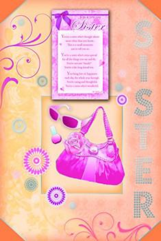 For a Special Sister Keepsake Treasures Birthday Card