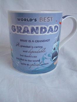 World's Best Grandad Sentimental Mug