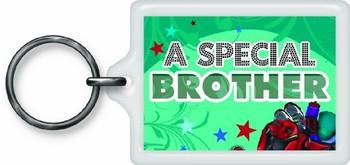 Special Brother Sentimental Keyring