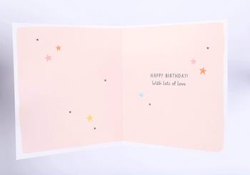 Lucky Stars Mum Birthday Card