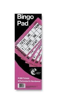 Bingo Pad 888 Tickets