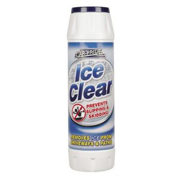 Car Pride Ice Clear