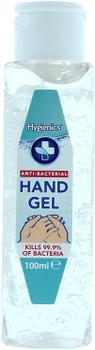 Hygienics 100ml Hand Gel 70% Alcohol Content