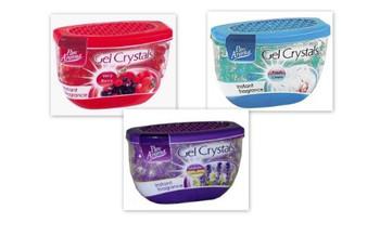 Pan Aroma Gel Crystal Air Fresh Linen