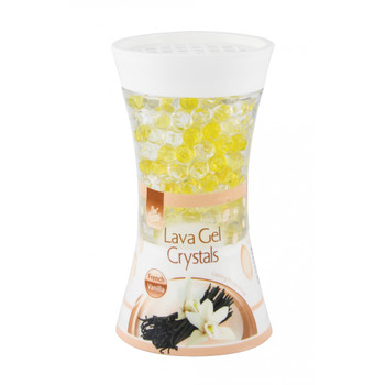 Pan Aroma Lava Gel Crystal French Vanilla