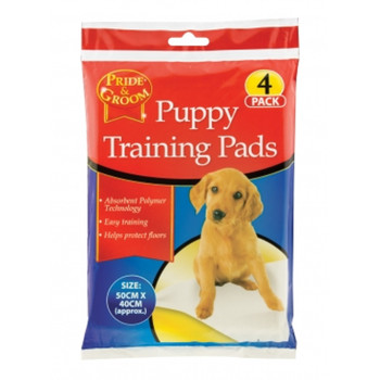 Puppy Training Mats 4 Pack