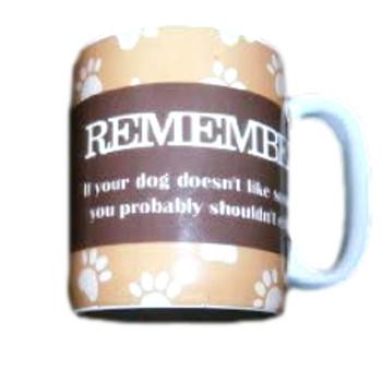 language of life mug remember
