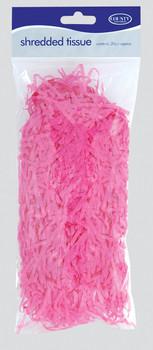 20 Grams of BABY PINK Luxury Hamper Shred Gift Packaging - Extra Soft Shredded Tissue Paper