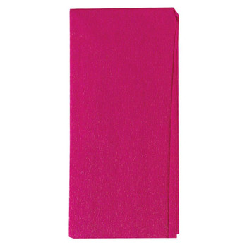 Country Cerise Crepe Paper