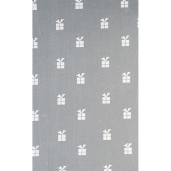 Silver Presents Tissue Paper 5 Sheets