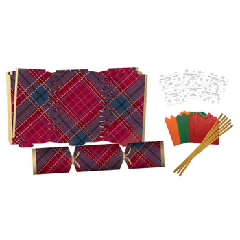 Make And Fill Your Own Classic Design Christmas Cracker Kit