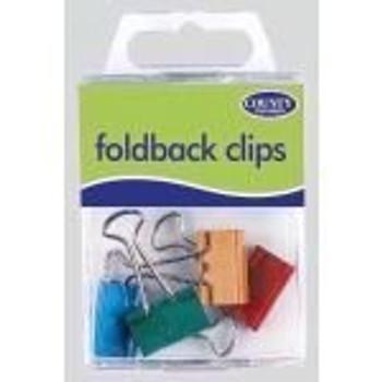 Pack of 4 Foldback Clips