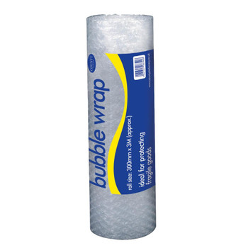Bubble Wrap Roll 300mm x 3metres