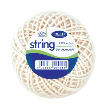 Ball of String 60 metre Thick