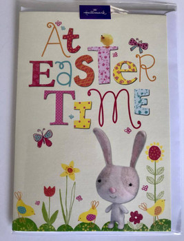 At Easter Time Happy Wishes For You Hallmark Greeting Card