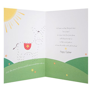 Hallmark Easter Blessings Card Activity Medium