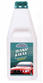 Car Pride Wash and Wax 1 Litre