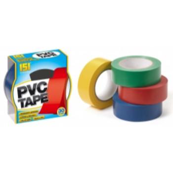 30m PVC Coloured Tape