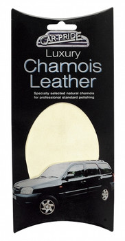 Luxury Natural Chamois Leather