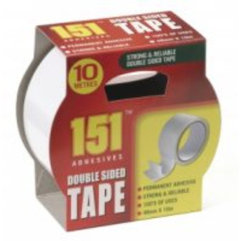 10 Metres Double-Sided Tape - Strong & Reliable
