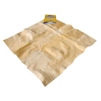 Chamois Leather Stitches (30x30cm)