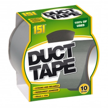 10M Duct Tape Strong & Reliable 48mm x 10m