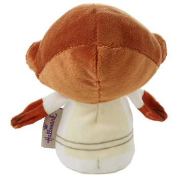Admiral Akbar Star wars Itty Bittys Plush Soft Toy 4.75 Inches