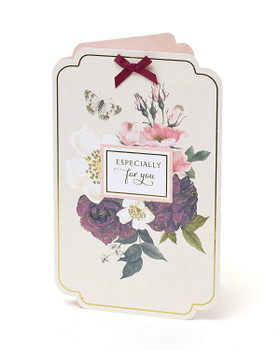 Floral Birthday Card for Her Royal Horticultural Society