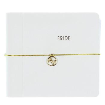 'Always & Forever' Bound Spiral Journal - Bride