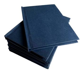 Blue A6 Manuscript Notebook 160 Pages
