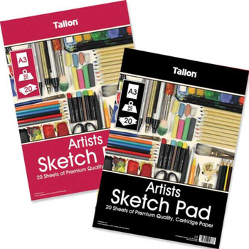 Artbox A3 Sketch Pad (Sheet of 20)