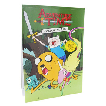 Adventure Time Activity Pad