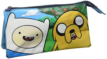 Adventure Time multi pocket pencil case By Anker