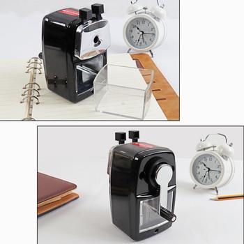 Desktop Manual Table Sharpener with Desk Clamp