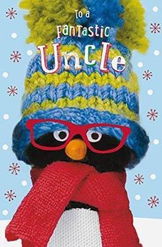 Fantastic Uncle Christmas Card