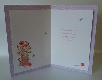 Someone Special Birthday Beautiful Moments to Enjoy New Uk Greetings Card
