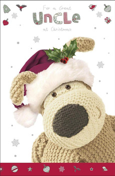 Boofle for A Great Uncle Christmas