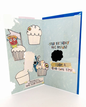 Brother Happy Birthday Greeting Card: Includes Bookmark, By Hallmark