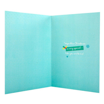 Hallmark Christmas Card To Husband 'You're Special To Me' Medium