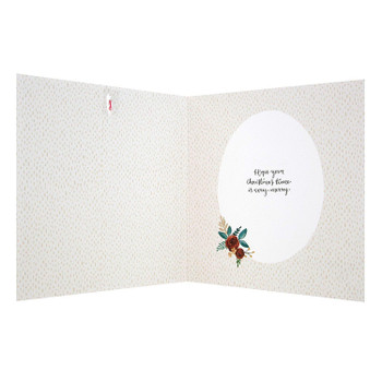 """Friend """"Shine With Laughter"""" Christmas Card"""