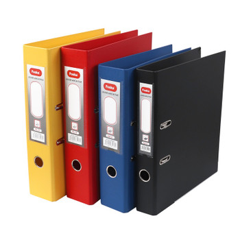 A4 Blue Lever Arch File