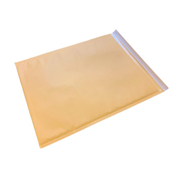 60 x Large Brown Strong Padded Bubble Envelopes - 380x490mm