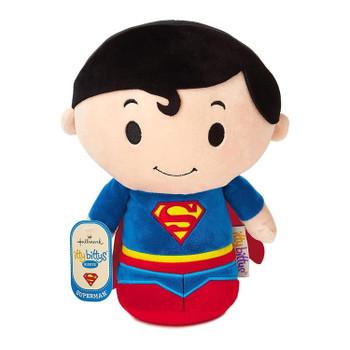 "Hallmark ""Superman Itty Biggy"" Toy"