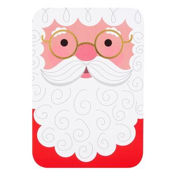 Hallmark Christmas Card 'Santa's Good List' Medium